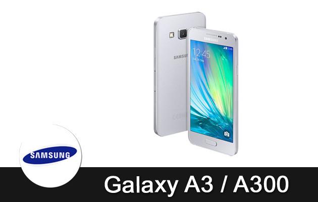 Чехлы, защитные стекла для Samsung Galaxy A3 / A300