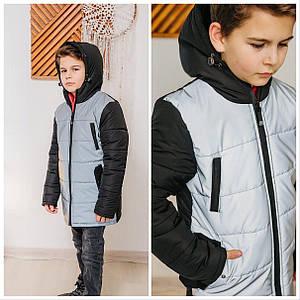 "Весенняя куртка  для мальчика ""Ден"""