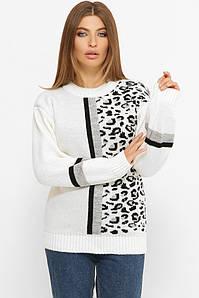 Женский свитер print - 224