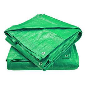 Тент универсальный Тарпаулин зеленый