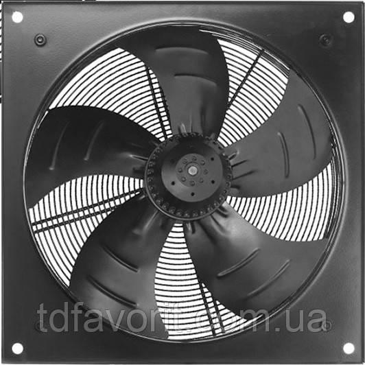 Осевой вентилятор Sigma 710 с флянцем