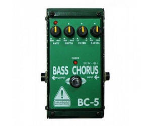 Гитарная педаль Maximum Acoustics BC-5 Bass Chorus @