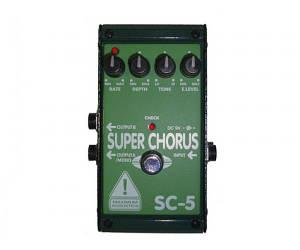 Гитарная педаль Maximum Acoustics SC-5 Super Chorus @