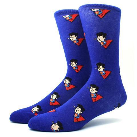 Мужские носки Супермен