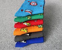 Мужские носки Супермен, фото 2