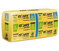 Утеплитель минеральная вата ISOVER Скатная кровля 100х610х1170 (5м.кв/уп)