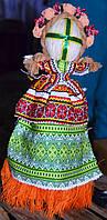 Лялька-мотанка веселкова 30см №2