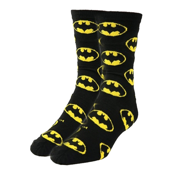 Високі чоловічі шкарпетки Бетмен
