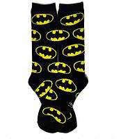 Високі чоловічі шкарпетки Бетмен, фото 2