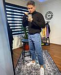 😝 Джинси - Чоловічі сірі джинси широкий фасон бойфренди, фото 4