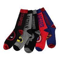 Високі чоловічі шкарпетки Дэдпул, фото 3
