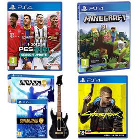 Игровые диски для PS4