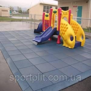 Резиновое покрытие для детских площадок производитель
