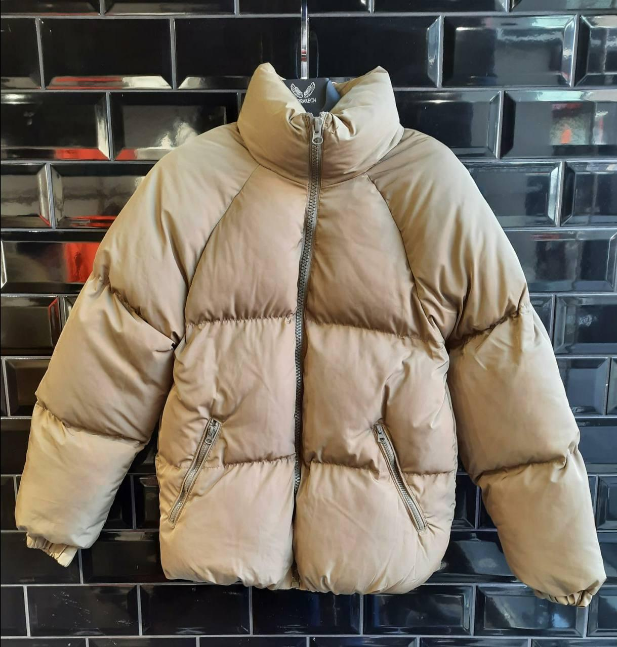 😜 Куртка - Мужскаяя чорна куртка без капюшона