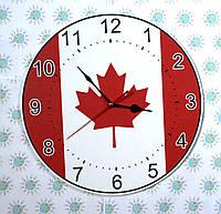 Часы настенные Канада