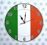 Часы настенные Ирландия 40 см