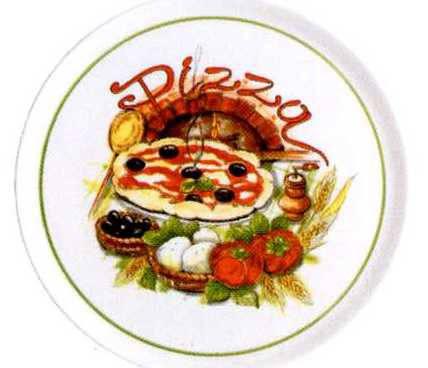 Тарелка для пиццы 32 см