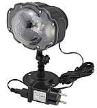 Лазерный проектор Star Shower WL-809 (разноцветные квадраты) (6736), фото 2