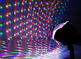 Лазерный проектор Star Shower WL-809 (разноцветные квадраты) (6736), фото 5