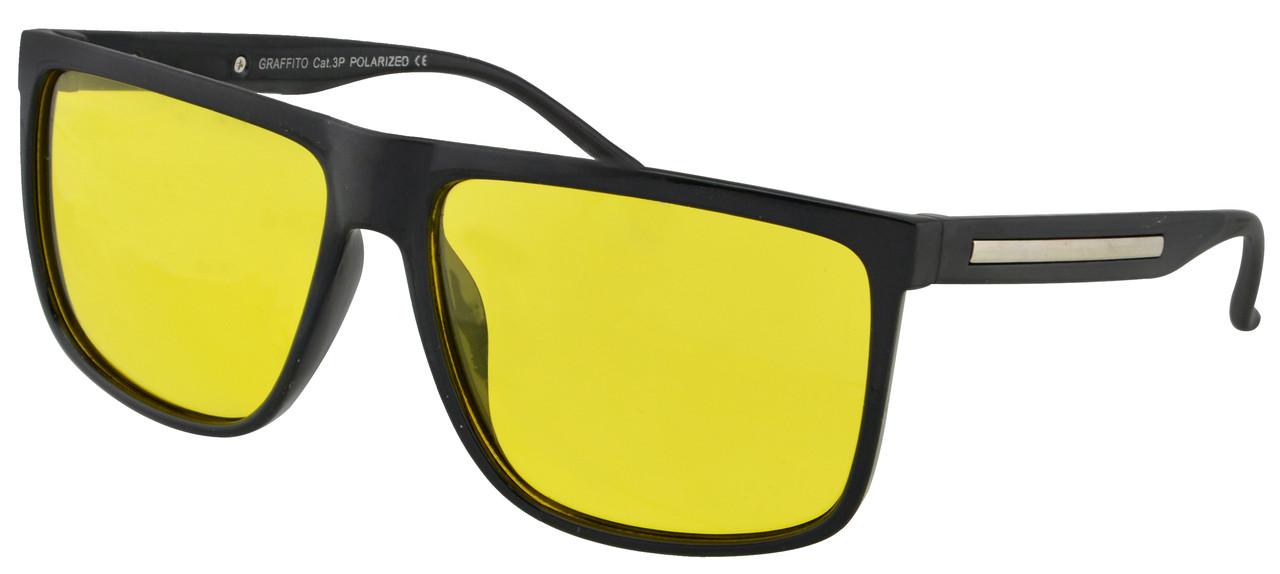 Очки для водителей Graffito GR3155 58-16-136 C3 с поляризацией