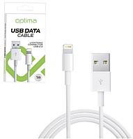 USB кабель для iPhone 5 lightning Optima