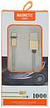 Магнитный кабель USB С для Android 2.4А (случайный цвет) (96000), фото 2
