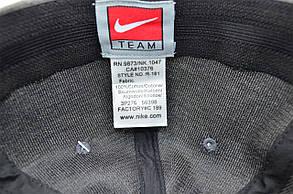 Кепка фулка Classic Nike 55-59 см темно-серая (C 0919-412), фото 3