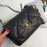 Женская сумка Chanel натуральная кожа (реплика) LUX+++, фото 1