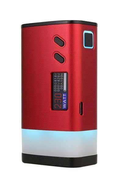 Батарейний мод Sigelei Fuchai GLO Red