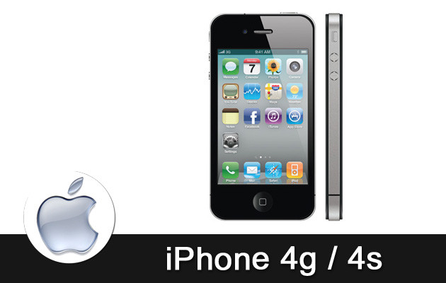 Чехлы, защитные стекла для Apple iPhone 4 / 4s