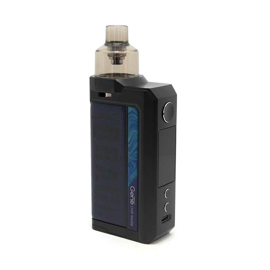 POD система Voopoo Drag Max Pod Mod Kit Galaxy Blue