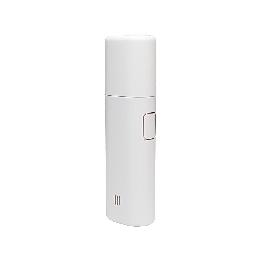 Пристрій для нагрівання тютюну IQOS lil Solid White
