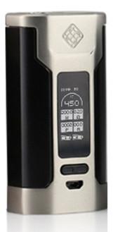 WISMEC Predator 228W (Sinuous P228) TC - Батарейний блок для електронної сигарети. Оригінал Сталевий