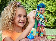Кукла мальчик Слейт и питомец Тэгги Пещерный клуб 25 см Cave Club Mattel, фото 3