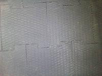 Напольное резиновое покрытие, резиновая плитка в тренажерный зал.