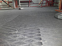 Резиновое напольное покрытие для тяжелой атлетики, кросфита., фото 1