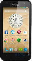Сенсор (тачскрин) Prestigio MultiPhone 3450 Duo Original Black