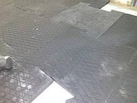 Резиновое напольное покрытие, пазл, от производителя.