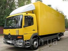Перевозки по Донецкой области- 5-ти тонными автомобилями