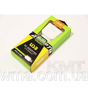 Сетевые зарядные устройства для телефонов и планшетов (Зарядное устройство к телефону) Ldnio DL-AC56 Home