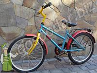 Детский подростковый велосипед из Германии (б/у)