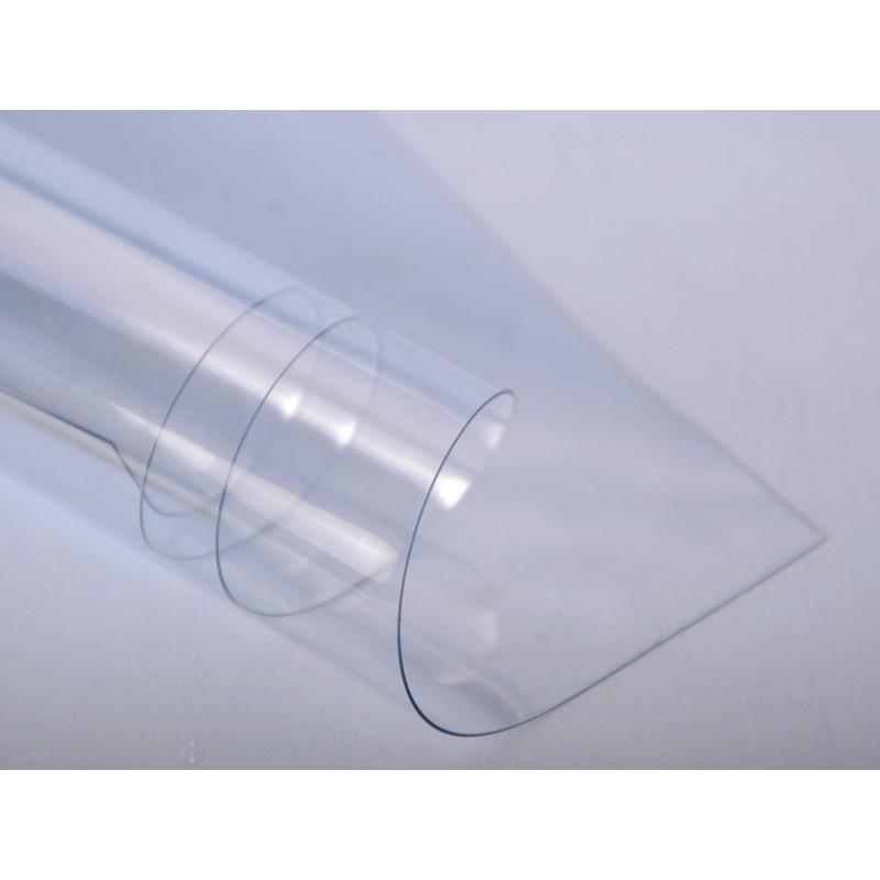 Материал ПВХ прозорий 500 г/м2