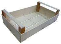 Ящик шпоновый (деревянный) под овощи и ягоду