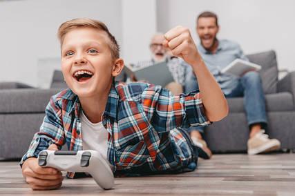 Аксессуары для игровых консолей