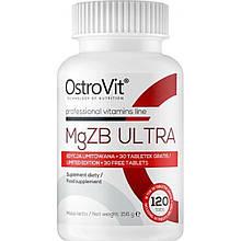 Пищевая добавка Ostrovit MgZB ULTRA (ZMA) 120 таблеток