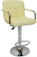 Барный стул хокер Bonro B-628-1 бежевый 40080005