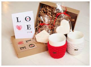 Идеи подарков к празднику: кофейные и чайные наборы