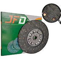 Диск сцепления МТЗ-80 70-1601130 (демпфер на закрытых металличе пружинах с безасбестовыми накладками