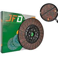 Диск сцепления ДТ-75 А52.21.000 мягкий (дв. СМД-18/20/22) (с безасбестовыми накладками) (JFD)