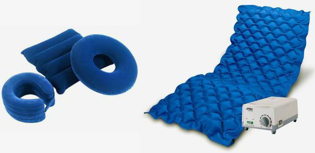 Противопролежневые матрасы, круги, подушки